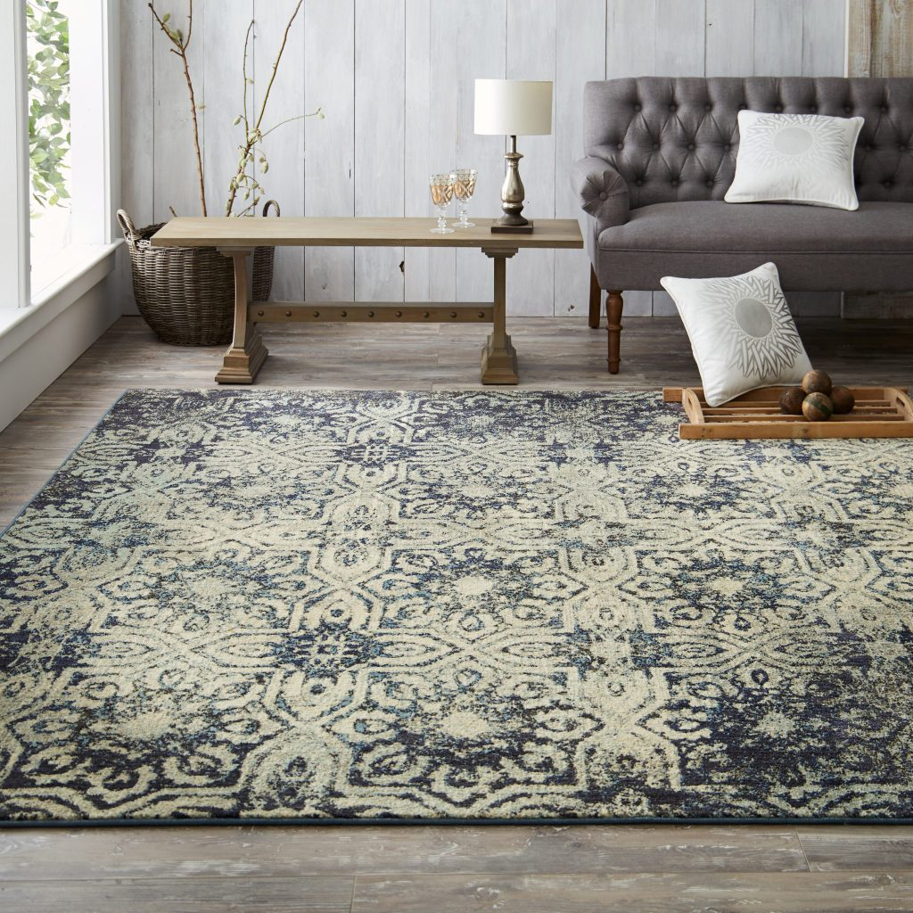 Contemporary area rug from Mohawk Home Studio by Patina Vie.